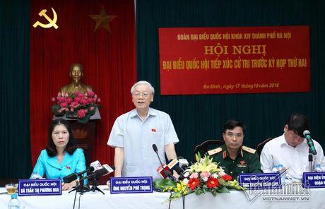 Tong bi thu: Chong tham nhung kho vi ta tu danh ta - Anh 1