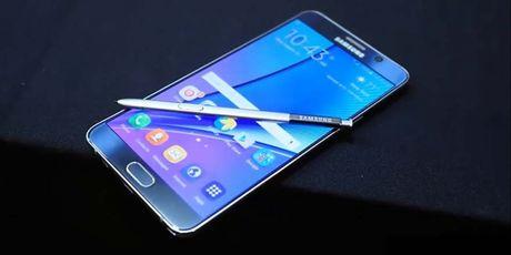8.000 dien thoai Galaxy Note 7 da duoc thu hoi tai Viet Nam - Anh 1