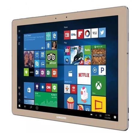 Samsung lam moi dong san pham Galaxy TabPro S voi ban Gold, nang cap RAM, bo nho de canh tranh voi Surface Pro 4 - Anh 2