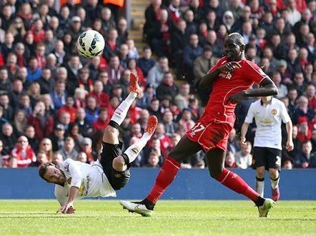 Man United - Liverpool: Cuoc chien 2 thai cuc - Anh 1