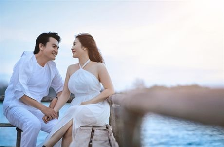 Tron bo anh hanh phuc bat ngo o tuoi tu tuan cua 'nguoi tinh' Thanh Thuy - Anh 8