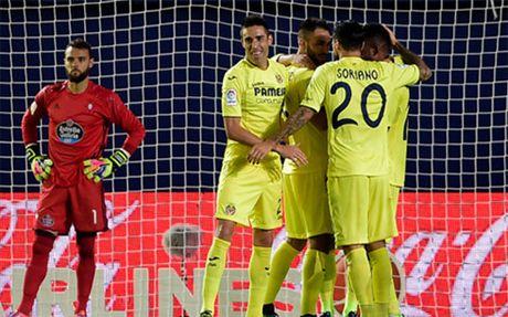 Ket qua bong da hom nay 17/10: Villarreal dai thang Celta Vigo - Anh 1