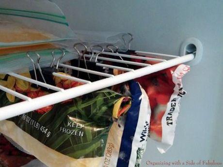 10 cach sap xep do trong tu lanh hop ly nhat - Anh 2