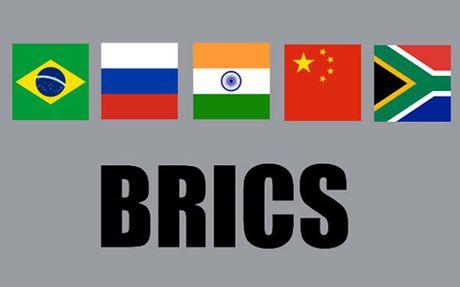 Hoi nghi BRICS be mac: Tang cuong hop tac noi khoi va chong khung bo - Anh 1