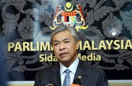 Malaysia tang cuong an ninh bien gioi do lo ngai phan tu IS tro ve - Anh 1