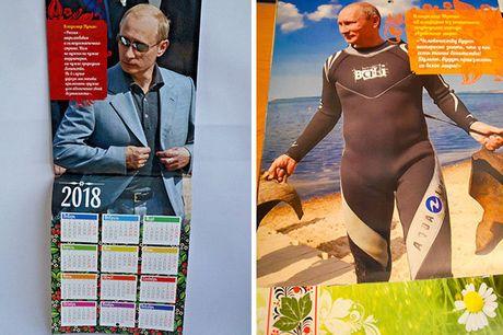 Nhung hinh anh chua tung thay ve Putin - Anh 2
