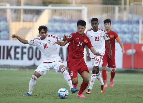 U19 Viet Nam gay bat ngo o VCK U19 chau A… vi bi ghe lanh - Anh 1