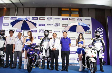 Giai dua xe Yamaha GP 2016 lan dau tien tai Viet Nam - Anh 1