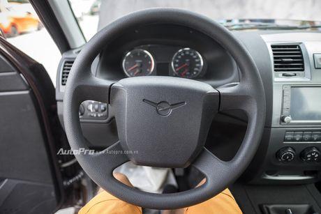 Can canh xe ban tai Uaz Pickup gia khoang 500 trieu Dong moi ve Viet Nam - Anh 15