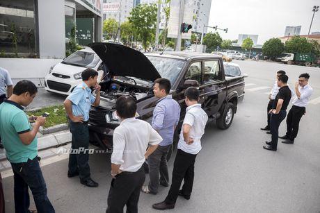Can canh xe ban tai Uaz Pickup gia khoang 500 trieu Dong moi ve Viet Nam - Anh 21