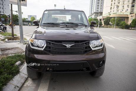 Can canh xe ban tai Uaz Pickup gia khoang 500 trieu Dong moi ve Viet Nam - Anh 4