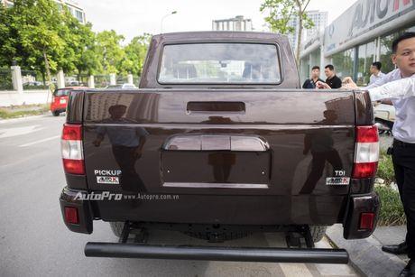 Can canh xe ban tai Uaz Pickup gia khoang 500 trieu Dong moi ve Viet Nam - Anh 8