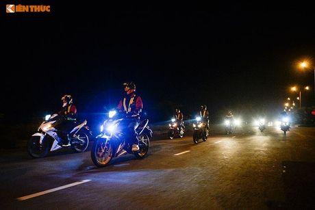 Honda Winner 150 'phuot' 650 km chinh phuc cuc Dong - Anh 15