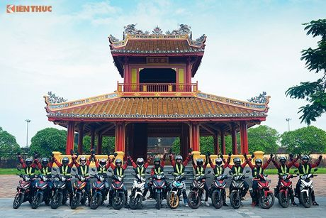 Honda Winner 150 'phuot' 650 km chinh phuc cuc Dong - Anh 1