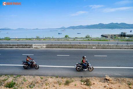 Honda Winner 150 'phuot' 650 km chinh phuc cuc Dong - Anh 9