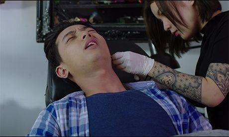 Quang Minh - Hong Dao 'doi dau' vi 'chang re' Dinh Hieu - Anh 5