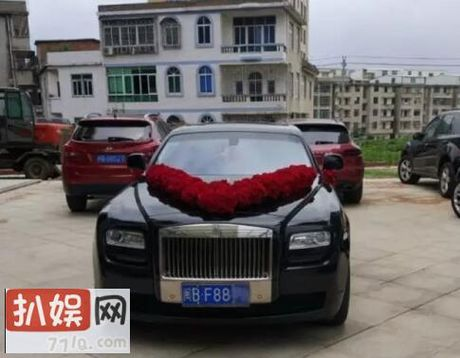 Loa mat co dau deo 30 vong vang trong le cuoi - Anh 7