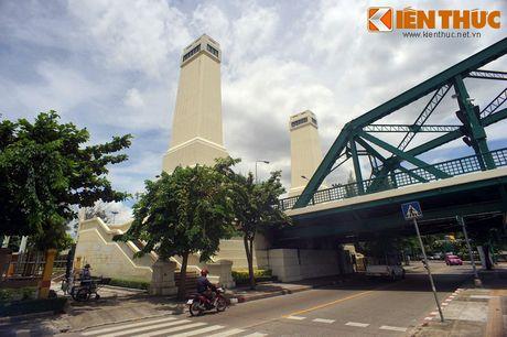 Can canh 'cau Long Bien' noi tieng cua Bangkok - Anh 14
