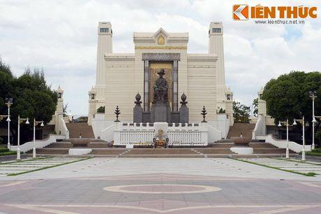 Can canh 'cau Long Bien' noi tieng cua Bangkok - Anh 5