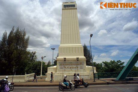 Can canh 'cau Long Bien' noi tieng cua Bangkok - Anh 8
