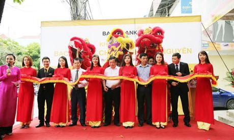 BAC A BANK khai truong Chi nhanh tai Thai Nguyen - Anh 1