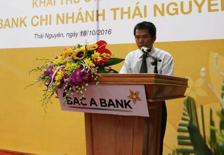 BAC A BANK khai truong Chi nhanh tai Thai Nguyen - Anh 2