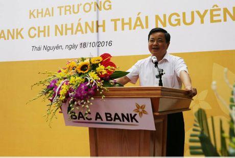 BAC A BANK khai truong Chi nhanh tai Thai Nguyen - Anh 3