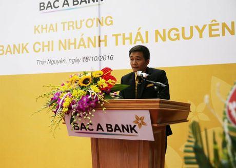 BAC A BANK khai truong Chi nhanh tai Thai Nguyen - Anh 4