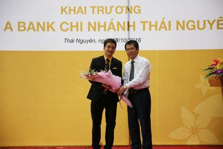 BAC A BANK khai truong Chi nhanh tai Thai Nguyen - Anh 5