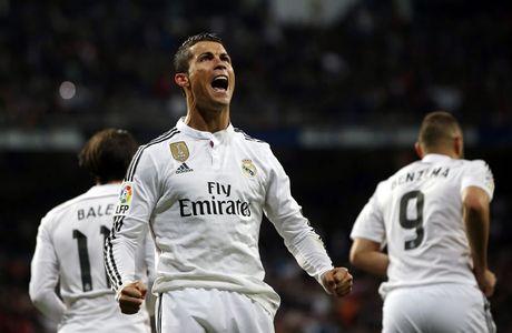 Real Madrid – Legia Warsaw (1 gio 45 ngay 19-10): Co hoi de Ronaldo thoa con ghi ban - Anh 1