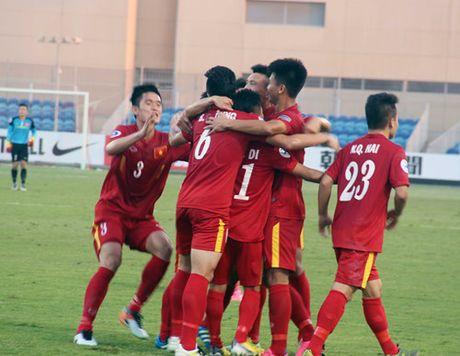 Tuyen thu U.19 Viet Nam Ho Minh Di: Noi nhieu den muc khong the lon duoc! - Anh 3