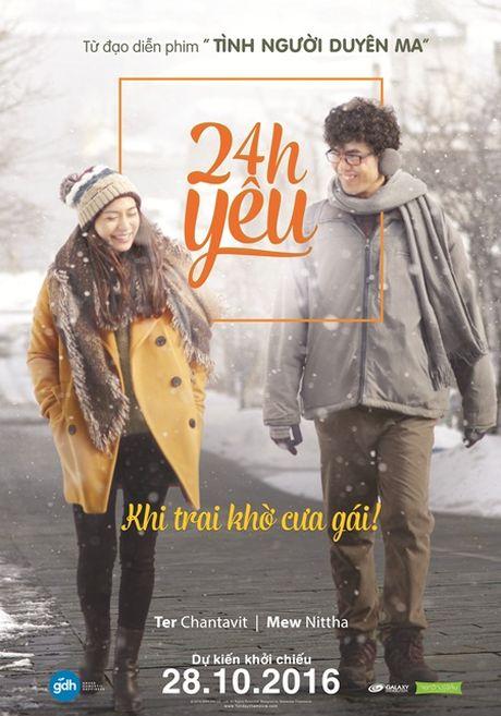 24h yeu: Cau chuyen tinh yeu don tim khan gia tu cap doi dua lech - Anh 4