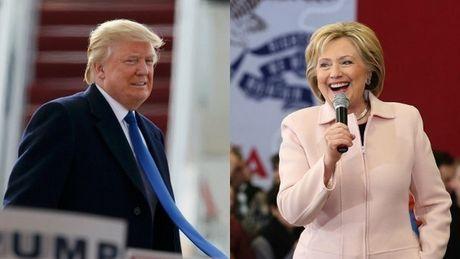 Moody's Analytics: Hillary Clinton thang Donald Trump trong cuoc dua vao Nha Trang - Anh 1