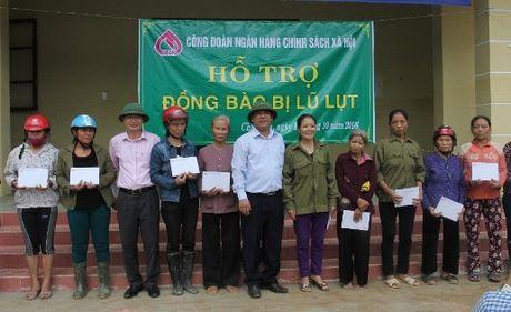 VBSP den voi ba con vung ron lu Quang Binh sau con hoan nan - Anh 1