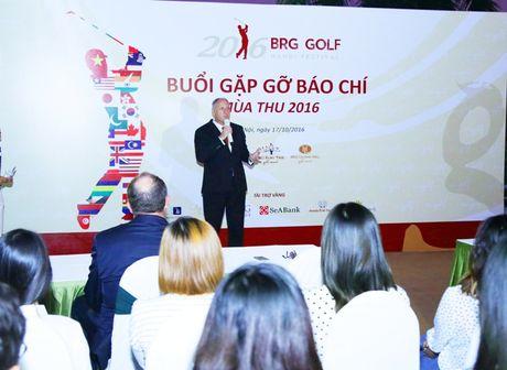 BRG Golf Ha Noi Festival gop phan xuc tien du lich - Anh 1