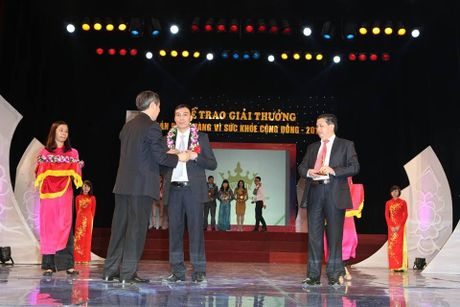 Cong ty Kingphar vinh du nhan giai san pham vang vi suc khoe cong dong - Anh 1
