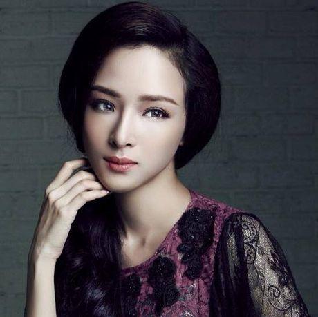 Ngan ngo voi ve dep mong manh cua Truong Ho Phuong Nga - Anh 1