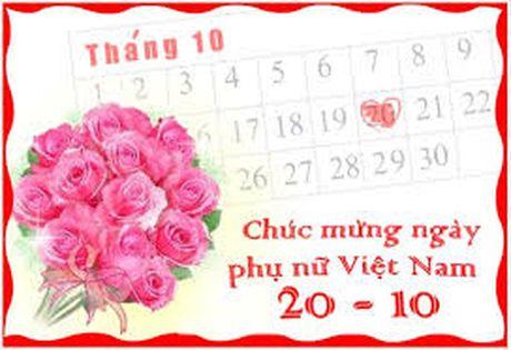 Nhung bai tho hay chuc mung ngay Phu nu Viet Nam 20/10. - Anh 1