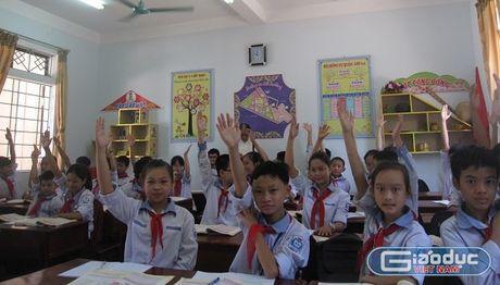 Vot vat cho VNEN, mot so noi dang lam trai chi dao cua Bo truong - Anh 1