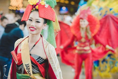 Soc voi nhan sac cua Hoa hau Trung Quoc tai Miss Grand International 2016 - Anh 5