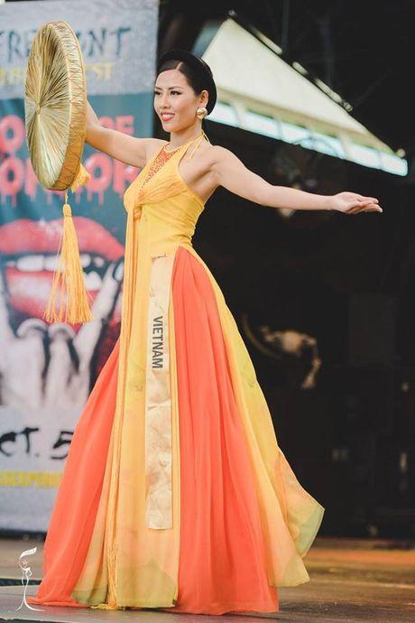 Soc voi nhan sac cua Hoa hau Trung Quoc tai Miss Grand International 2016 - Anh 6