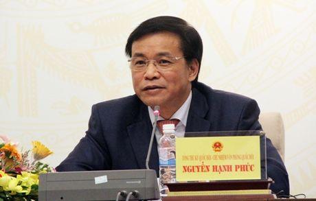 Tong thu ky Quoc hoi: Cach khoan xe cong cua Bo Tai chinh chua hieu qua lam - Anh 1