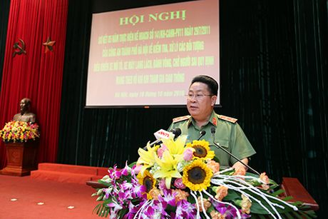 Luc luong ' 141' – qua dam thep trong dau tranh phong, chong toi pham cua Cong an Ha Noi - Anh 1