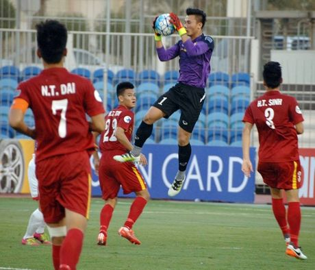 U19 Viet Nam bi 'nem da' vi loi da tho bao - Anh 2