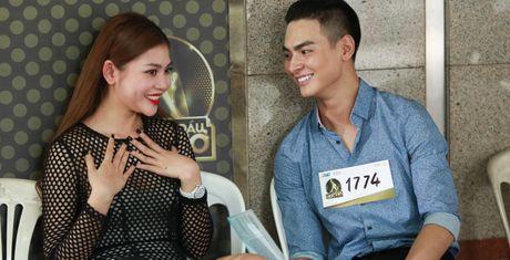 Chung Huyen Thanh da giam can va co nguoi yeu cuc dien trai - Anh 1