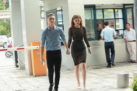 Chung Huyen Thanh da giam can va co nguoi yeu cuc dien trai - Anh 2