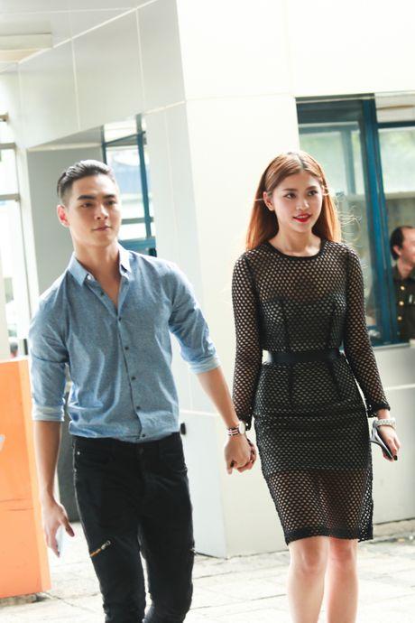 Chung Huyen Thanh da giam can va co nguoi yeu cuc dien trai - Anh 3
