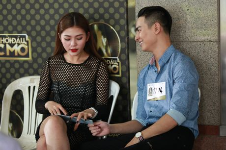 Chung Huyen Thanh da giam can va co nguoi yeu cuc dien trai - Anh 6