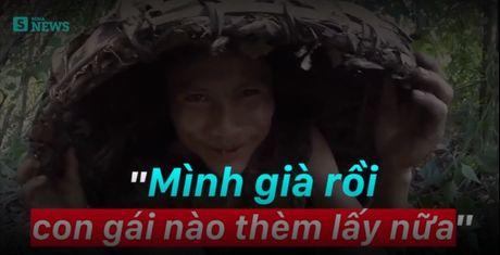 Nguoi rung Ho Van Lang: 'Minh gia roi, con gai nao them lay nua' - Anh 1