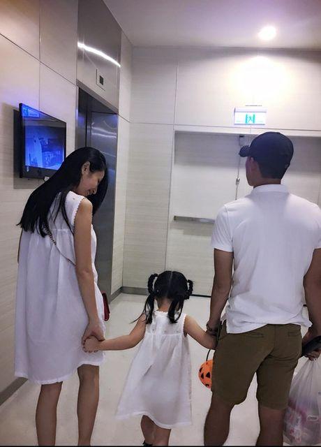 Thuy Tien vuong tin don mang thai lan hai voi Cong Vinh - Anh 1